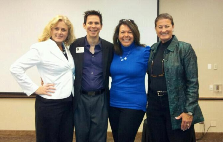NSA CO with Mary C Kelly, Carolyn Strauss, Don Cooper and Kelli Vrla