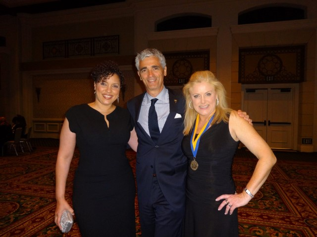 Dawnna St. Louis, Bruce Turkel, Mary Kelly