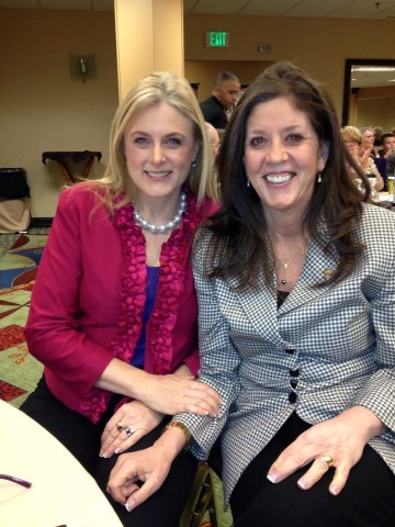 Rotary Denver Southeast - Mary C Kelly and Debra Fine