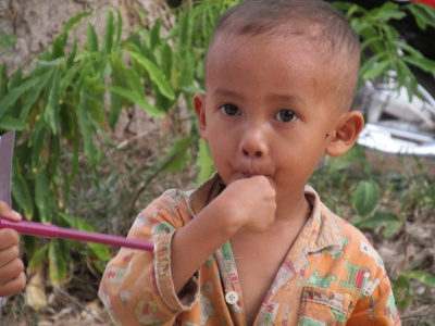 Together We Can Change the World Cambodia