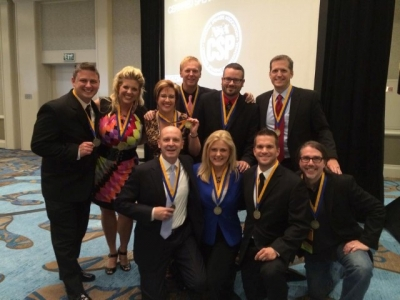Patrick Maurer, Heather Lutze Csp, Andy Masters, Mary C Kelly, Jason Kotecki, Thom Singer, and Roger Courville