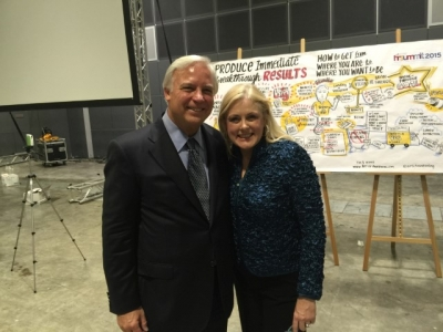 Mary Kelly and Jack Canfield