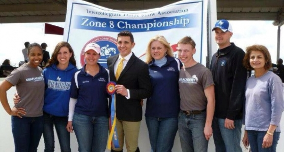 Mary Kelly Intercollegiate Horse Show Assoc Zone 8 Championship
