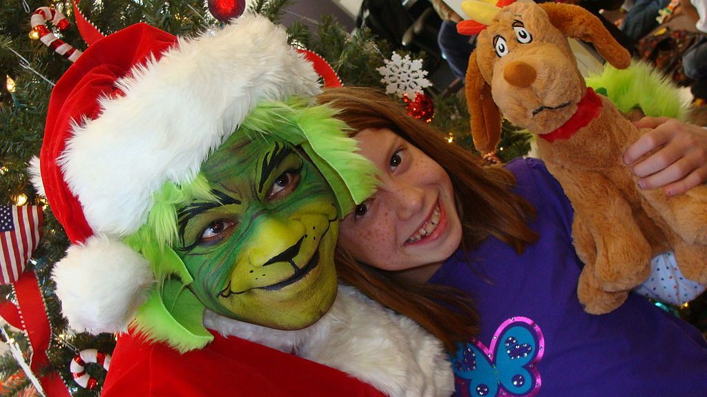 Don't Let a Grinch Steal Christmas