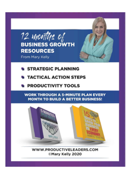 12 Months of Business Growth Resources