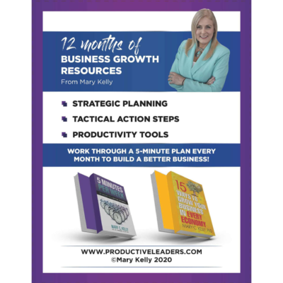 22653 MaryKelly - Business Growth cover wider