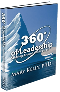 360 Degrees of Leadership Book