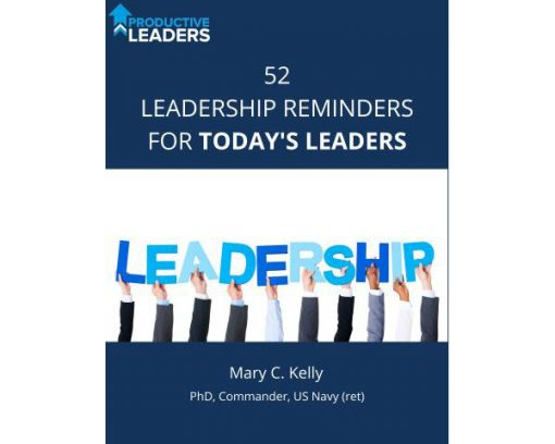 52 Leadership Reminders for Today's Leaders
