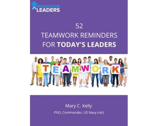 52 Teamwork Reminders for Today's Leaders