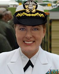 Commander - Mary Kelly