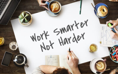Five Ways to Get More Done With Less Work