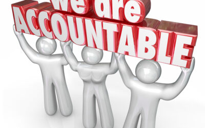 How to develop accountability as a leader