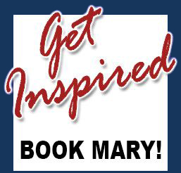 Get Inspired - Book Mary Graphic