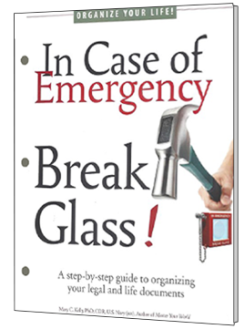 In Case of Emergency - Book - Mary Kelly