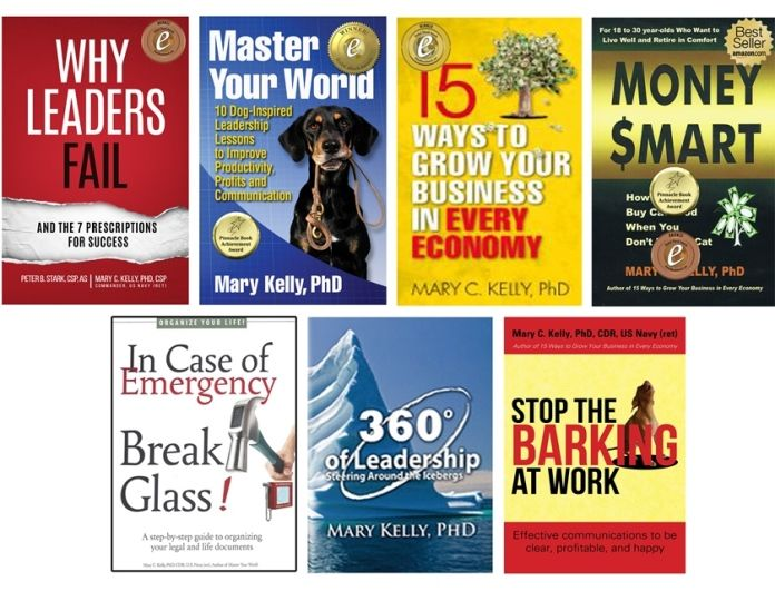 Mary Kelly's Philosophy - Published Books