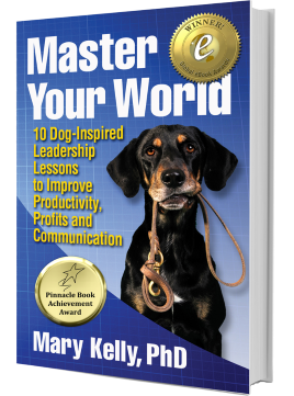 Master Your World - Book - Mary Kelly (Custom)