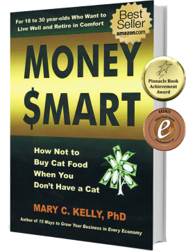 Money Smart - Book - Mary Kelly