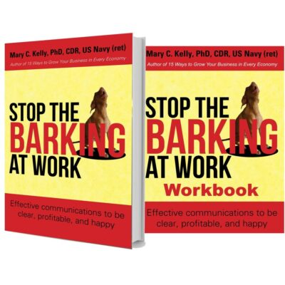 Stop the Barking Pkg