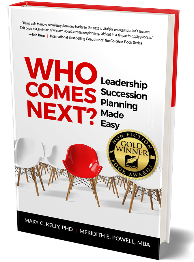 Why Leaders Fail Book by Mary Kelly