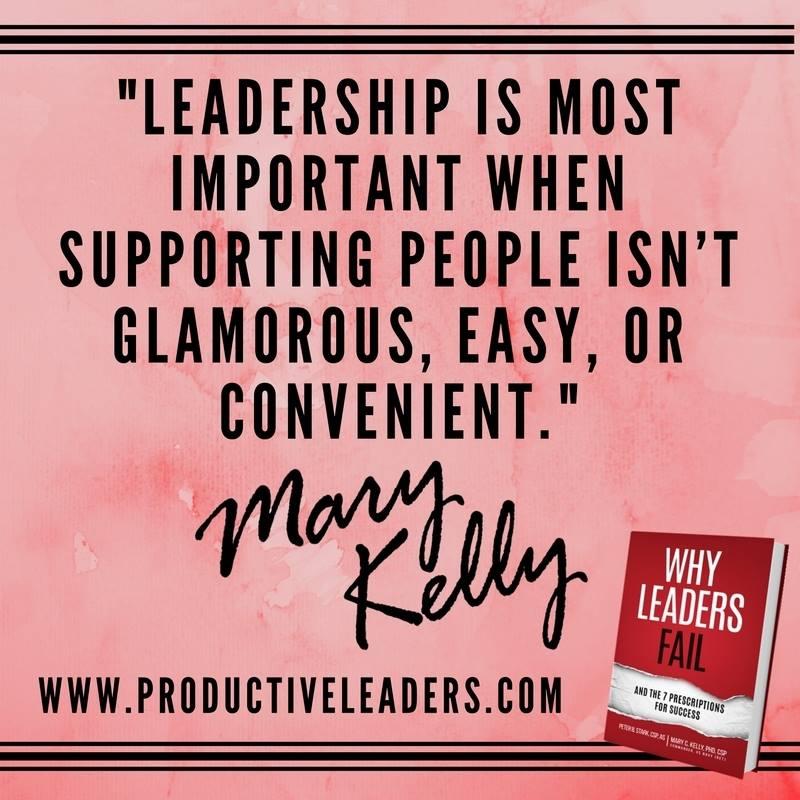 Why Leaders Fail - Meme 1