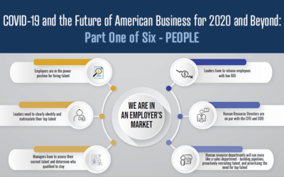 COVID-19 and the Future of American Business for 2020 and Beyond: Part One of Six – PEOPLE