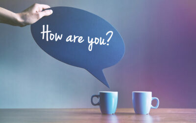"How Leaders Turn ""How are you?"" Into a Real Conversation"