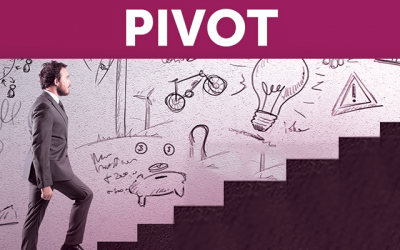 There's no going back: Time to PIVOT